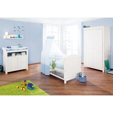 3-tlg. Umwandelbares Kinderzimmer-Set Nina