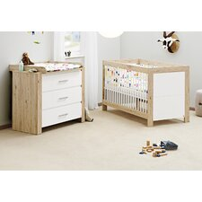 2-tlg. Babyzimmer-Set Candeo