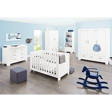 3-tlg. Kinderzimmer-Set Ice
