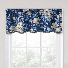 """Forever Yours Floral 52"""" Curtain Valance"""