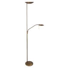 185 cm LED-Deckenfluter 2-flammig Tamara