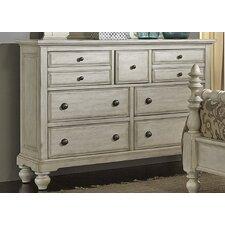 Philomena 9 Drawer Dresser