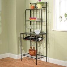Geraldine Storage Baker's Rack