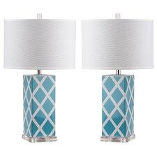 """Benton 27"""" Table Lamp (Set of 2)"""