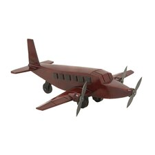 Airplane Statue
