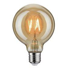 LED-Globelampe E27 2,5W in Gold