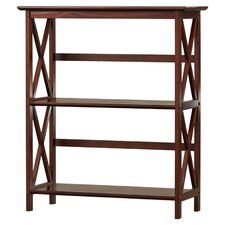 "Warrington 34"" Etagere Bookcase"