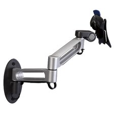 """Dual Extending Arm/Tilt Wall Mount for up to 23"""" Flat Panel Screens"""