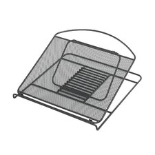 Mesh Laptop Stand in Black