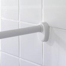 90cm U-Shaped Fixed Shower Curtain Rail