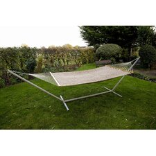 Deck Polyester Hammock with Stand