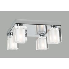 Yoakum Semi Flush Mount