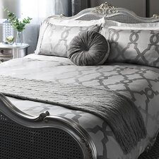 Jaquard Duvet Cover Set