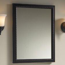 "20"" x 26"" Wall Mount Mirrored Medicine Cabinet with Mirrored Door"
