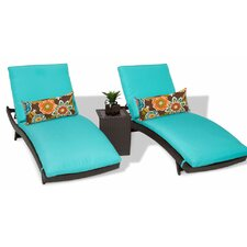 Wicker chaise lounges you 39 ll love wayfair for Bali chaise lounge