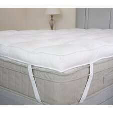 Lancashire Hotel Quality Mattress Topper