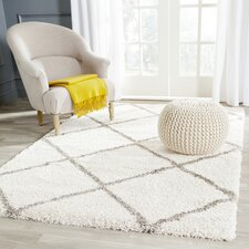 Lucina Ivory / Gray Area Rug