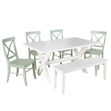 Medulla 6 Piece Dining Set