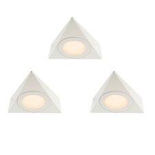 Nyx 3 Under Cabinet Recessed Light