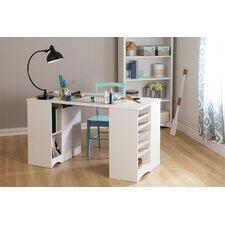 Artwork Craft Writing Desk With