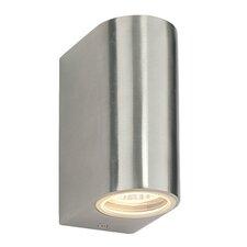 Doron 2 Light Outdoor Flush Mount
