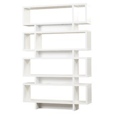 "73"" Cube Unit Bookcase"