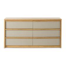 Loft 6 Drawer Dresser