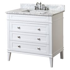 "Eleanor 36"" Single Bathroom Vanity Set"