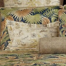 Bahamian Nights Oblong Pillow