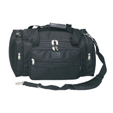 """High Voltage 10"""" Carry-On Duffel"""