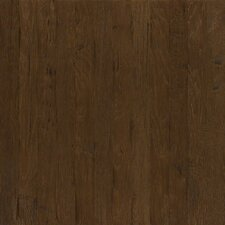 "5"" Engineered Hickory Hardwood Flooring in Leather"