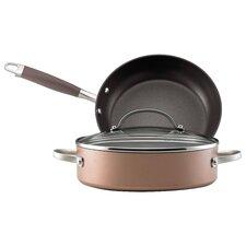 Advanced Bronze 3 Piece Cookware Set