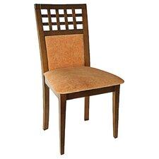 2-tlg. Esszimmerstuhl-Set Reynosa aus Massivholz