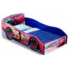 Disney Pixar Cars Convertible Toddler Bed