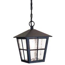 Canterbury 1 Light Outdoor Hanging Lantern