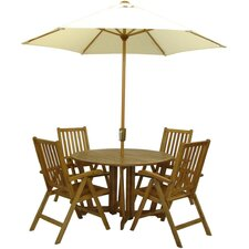 Henley 4 Seater Dining Set