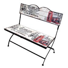 Soho Bank Folding Chair