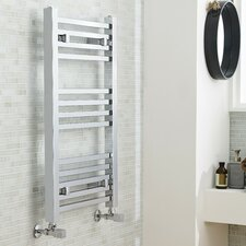 Wall Mount Water-Fed Heated Towel Rail