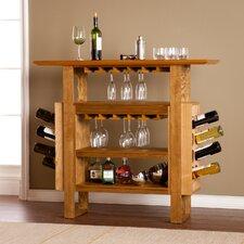 Wapanucka Bar with Wine Storage