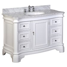 "Katherine 48"" Single Bathroom Vanity Set"