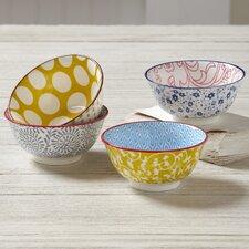 8 oz. Stoneware Bowl (Set of 4)