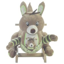 Roo Roo the Kangaroo Rocker