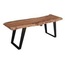 Wood Dining Bench