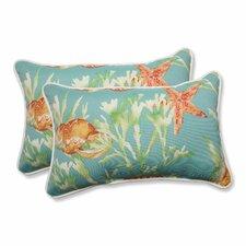 Daytrip Outdoor Lumbar Pillow (Set of 2)