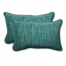 Remi Outdoor Lumbar Pillow (Set of 2)