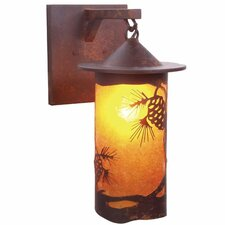 Pasadena 1-Light Outdoor Wall Lantern