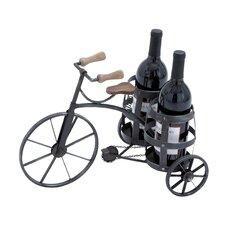 Dudley 2 Bottle Tabletop Wine Rack