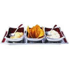 4 Piece Serving Dish Set