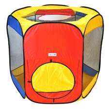 Six Sided Hexagon Generation 3 Play Tent