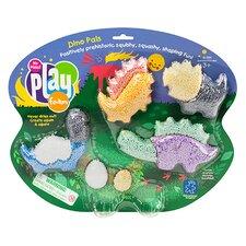 PlayFoam Dino Pals Themed Set
